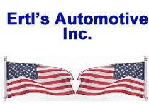 Ertl's Automotive, Inc.